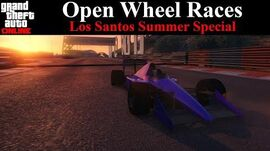 GTA Online Tracks - Open Wheel Races (LS Summer Special)
