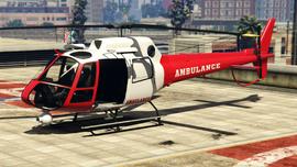 PoliceMaverickAirAmbulance-GTAV-front