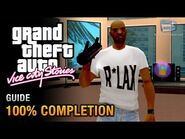 GTA Vice City Stories - 100% Completion Guide