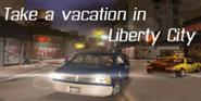 Take a vacation in LibertyCity-GTAVC-cartel