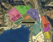Grapeseed Land Survey GTAV Map Grapeseed Cow Farm