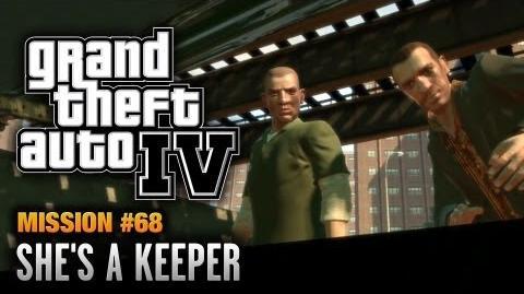 GTA_4_-_Mission_68_-_She's_a_Keeper_(1080p)