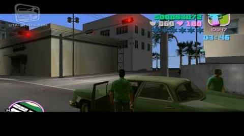 GTA Vice City - Walkthrough - Mission 22 - Bar Brawl (HD)