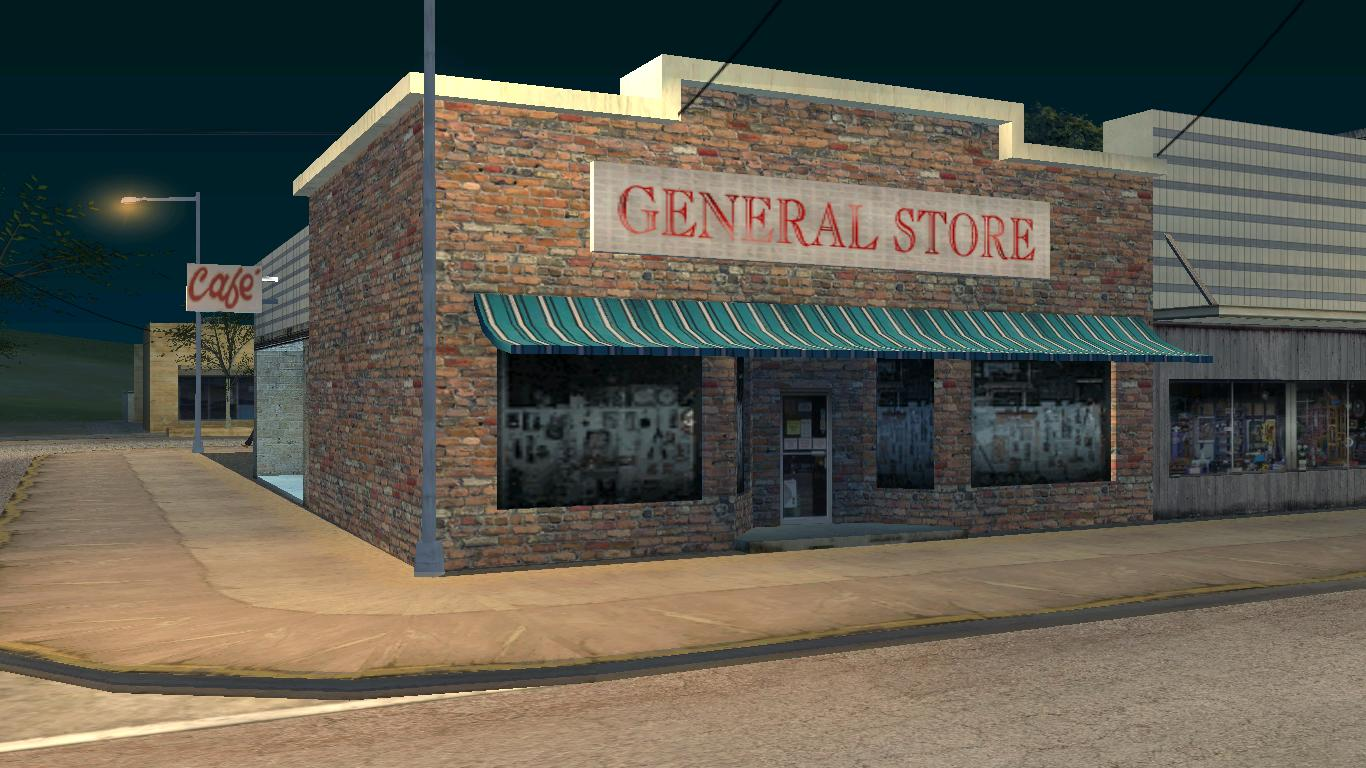 Montgomery General Store