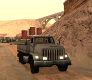 BarracksFlatbed-GTASA