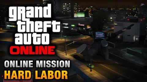 GTA Online - Mission - Hard Labor Hard Difficulty