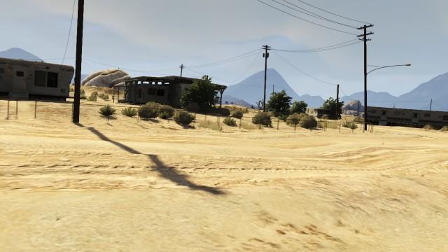 Smoke Tree Road