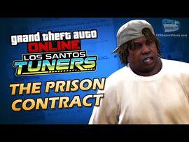 GTA Online Los Santos Tuners - The Prison Contract -Solo-