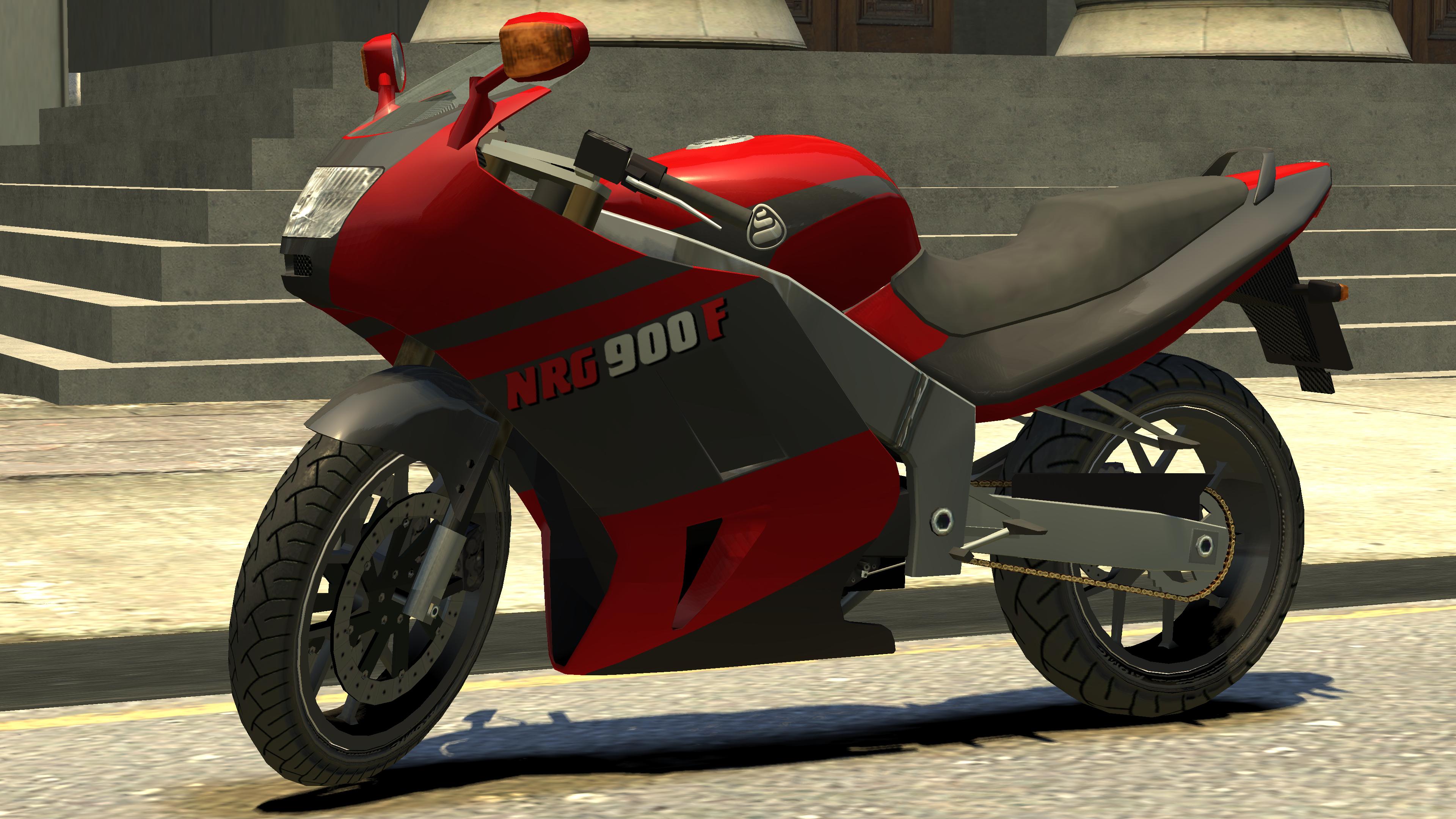 NRG 900