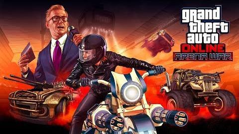 GTA Online Arena War