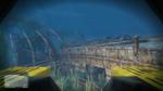 Wreck Skeletal Ship GTAV View
