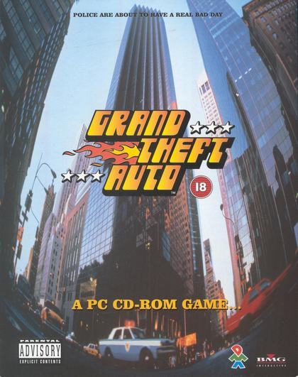 Grand Theft Auto (1997 game)