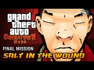 GTA Chinatown Wars - Ending - Final Mission - Salt in the Wound