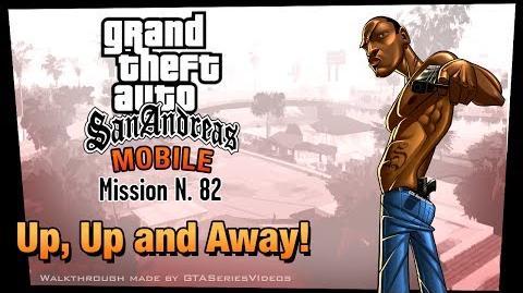 GTA San Andreas - iPad Walkthrough - Mission 82 - Up, Up and Away! (HD)