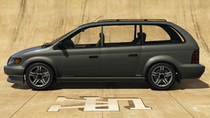 Minivan-GTAV-Side