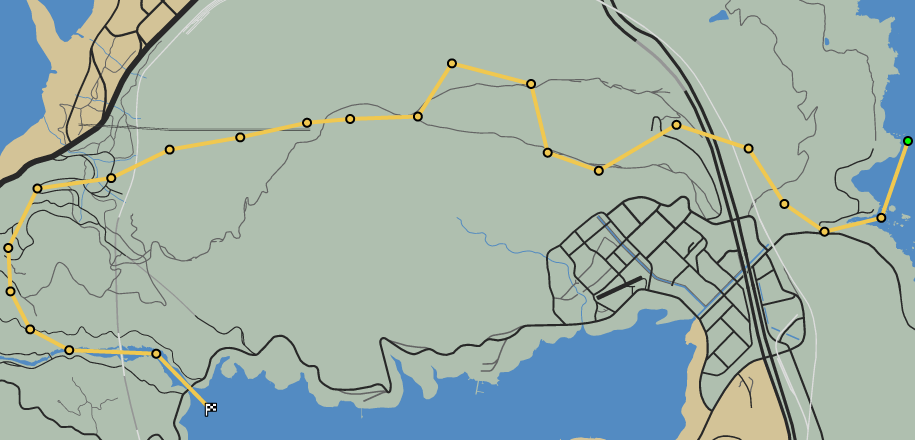Over the Hill GTAO Race Map.png