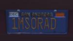 Custom Plate GTAO 1MS0RAD