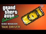 GTA Advance - Taxi Driver