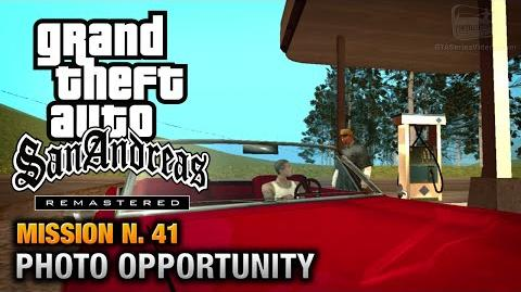 GTA San Andreas Remastered - Mission 41 - Photo Opportunity (Xbox 360 PS3)