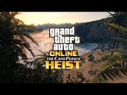 The Cayo Perico Heist- Coming December 15 to GTA Online