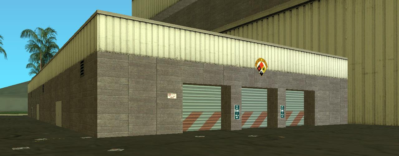 Escobar International Airport Fire Stations