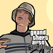 GTA SA Maccer Art Work