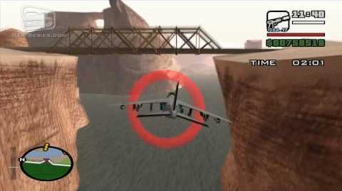GTA_San_Andreas_-_Walkthrough_-_Air_Race_-_Military_Service_(HD)