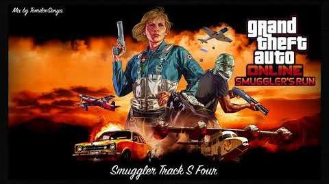 GTA Online Smuggler's Run Original Score — Smuggler Track S Four