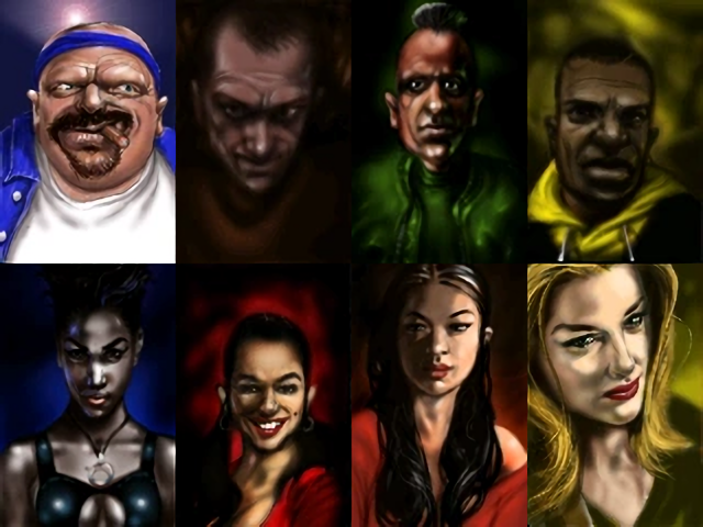 Protagonists in GTA (1997 game)