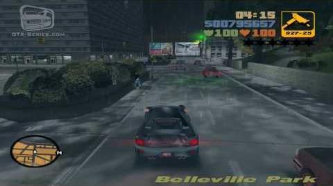 GTA 3 - Walkthrough - Mission 60 - Rigged to Blow (HD)