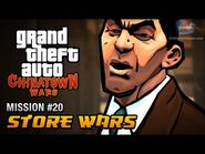 GTA Chinatown Wars - Mission -20 - Store Wars