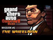 GTA Chinatown Wars - Mission -5 - The Wheelman