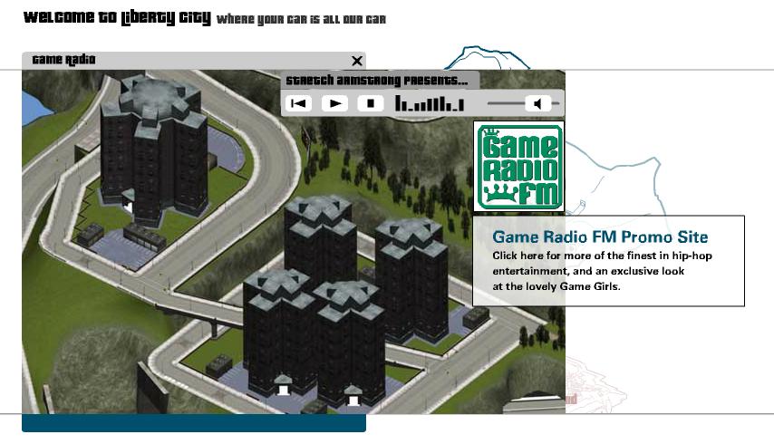 Game Radio Headquarters
