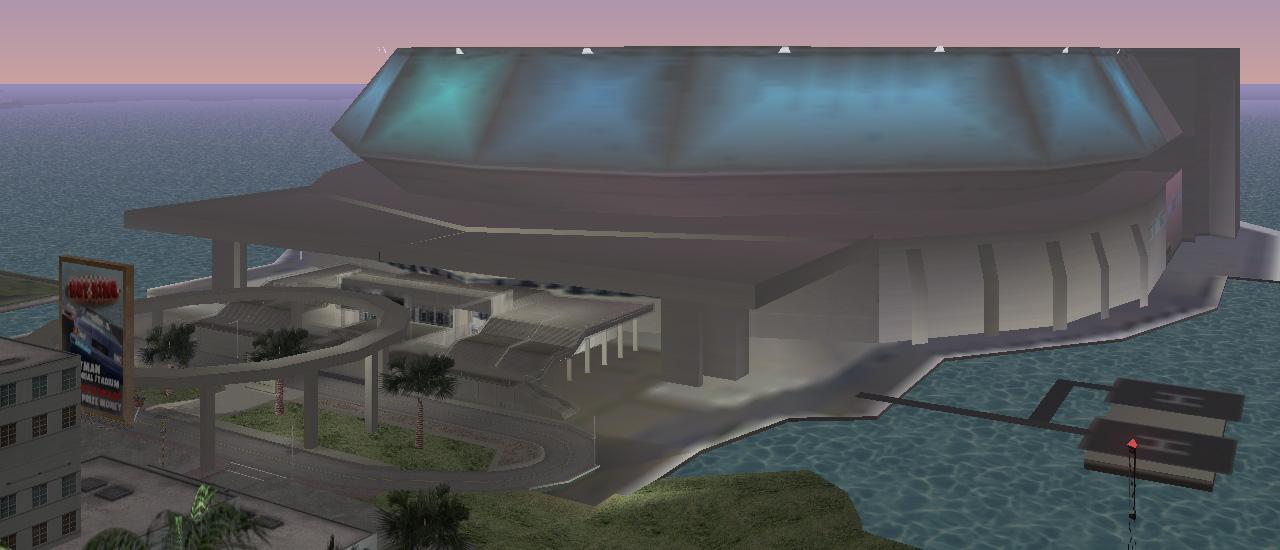 Hyman Memorial Stadium