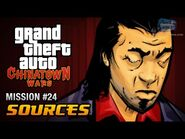 GTA Chinatown Wars - Mission -24 - Sources (PSP Exclusive)