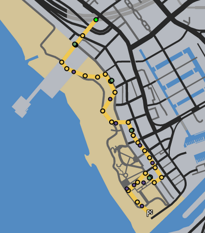 Cycle Path GTAO Race Map.png