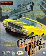 Grand theft auto pc front