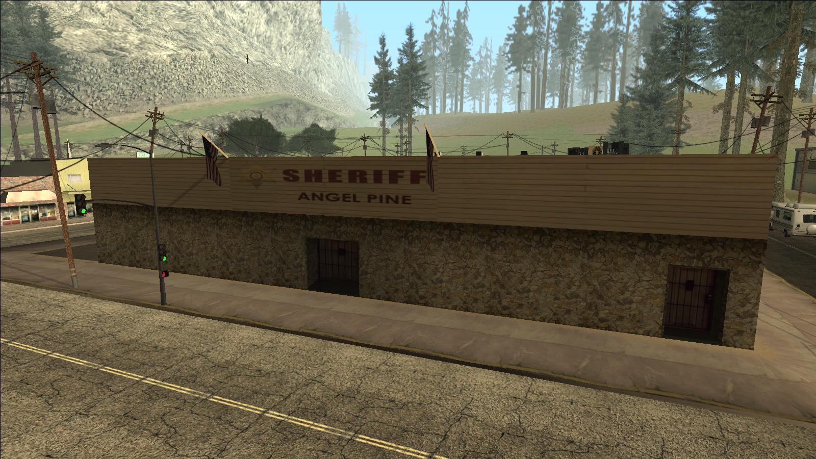 Angel Pine Sheriff's Station