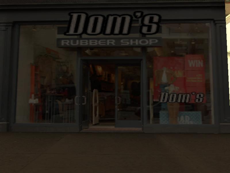 Dom's Rubber Shop