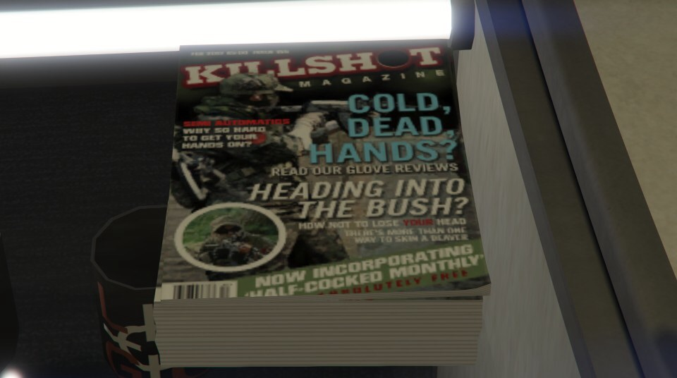 Killshot Magazine