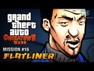 GTA Chinatown Wars - Mission -16 - Flatliner