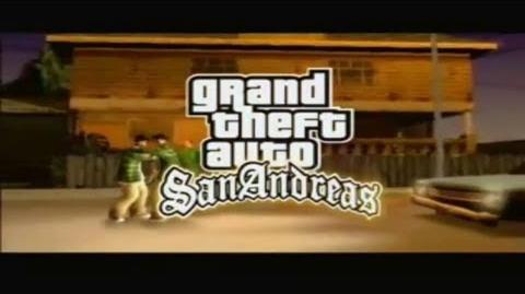 GTA San Andreas - Official Trailer 1 HD