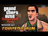 GTA Chinatown Wars - Mission -41 - Torpedo Run