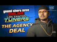 GTA Online Los Santos Tuners - The Agency Deal -Solo-