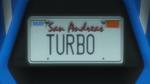 Custom Plate GTAO TURBO