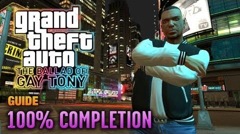 GTA The Ballad of Gay Tony - 100% Completion Guide (1080p)