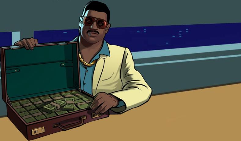 Artworks in GTA Vice City Stories