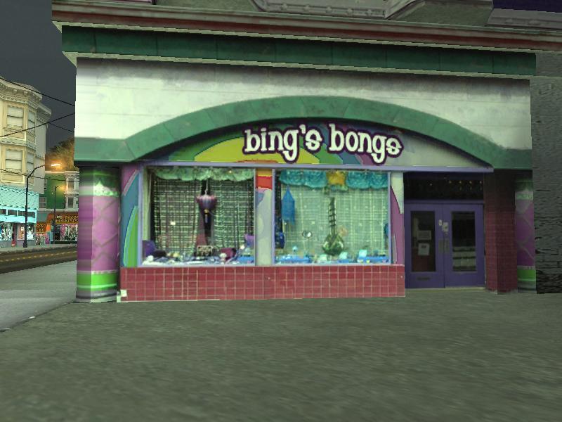 Bing's Bongs