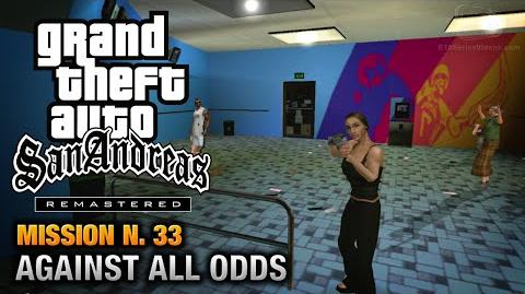 GTA San Andreas Remastered - Mission 33 - Gone Courting Against All Odds (Xbox 360 PS3)