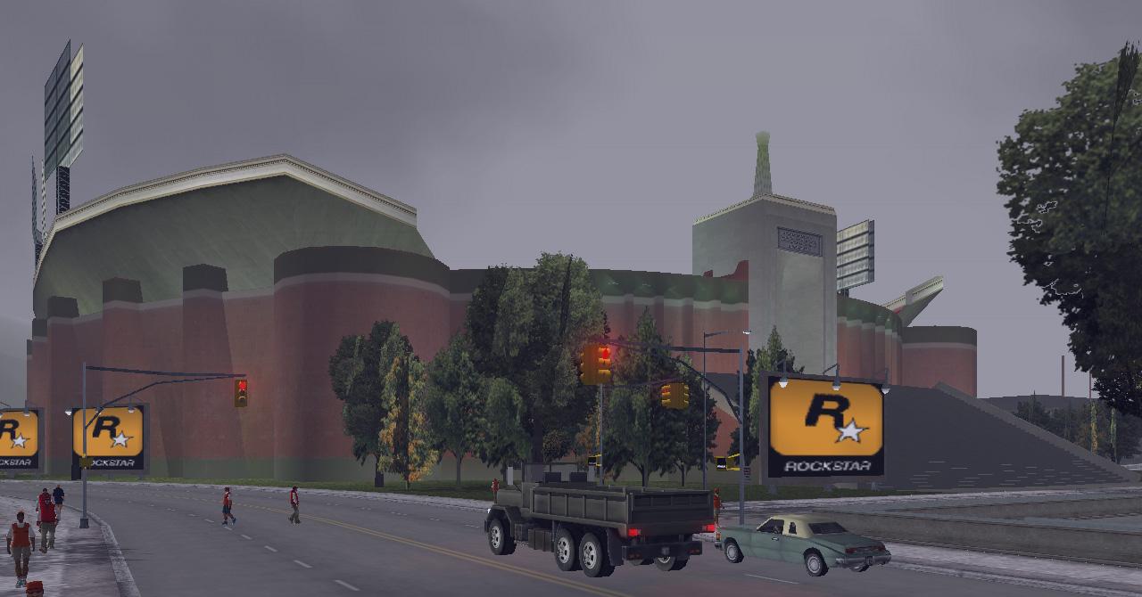 Liberty Memorial Coliseum